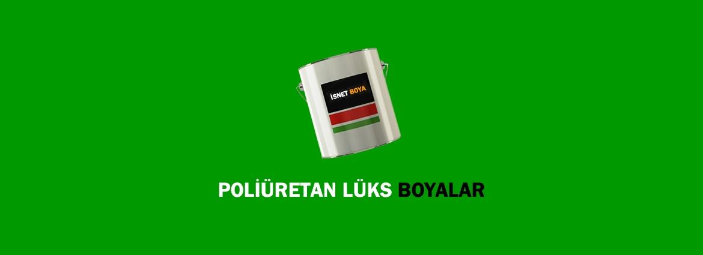 Poliüretan Lüks Boya