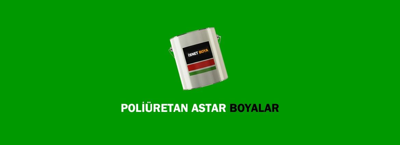 Poliüretan Astar Boya