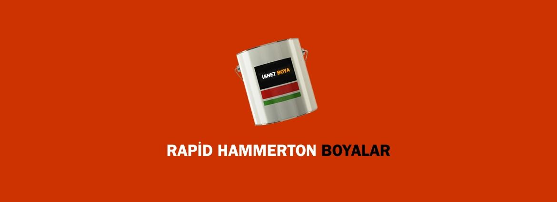 Rapid Hammerton Boyalar