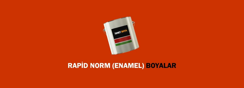 Rapid Norm (Enamel) Boyalar