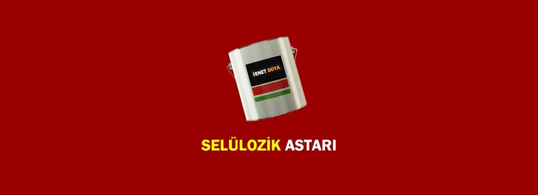 Selülozik Astar